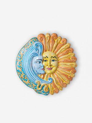 Abbraccio Sole Luna