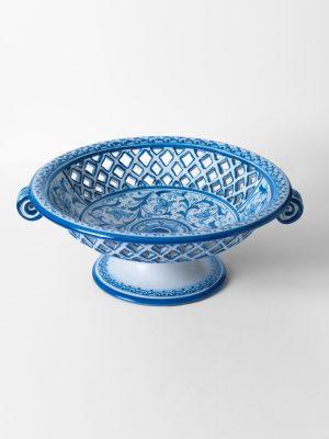 fruttiera in ceramica